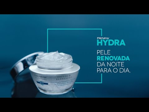O Poder da Água | Renew Hydra