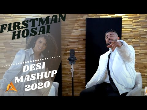 F1rstman - Desi Mashup 2020 ft Hosai (Prod by Harun B)