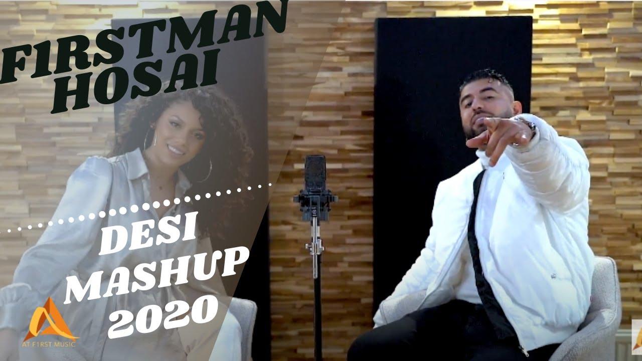 Download F1rstman - Desi Mashup 2020 ft Hosai (Prod by Harun B)