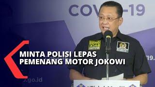 Kasus M. Nuh Di Lelang Motor Jokowi, Bamsoet Minta Polisi Lepaskan Pemenang
