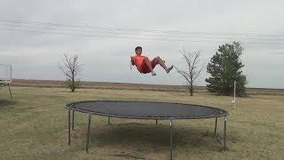 Nunchuckes on the Trampoline and Knight Of The Wind