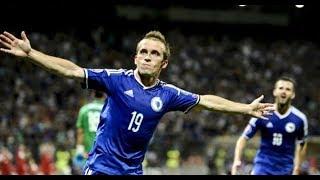 Güney Kore - Bosna-Hersek  1-3 (Edin Visca 3 Gol) Maç Özeti , Edin Visca vs Güney Kore