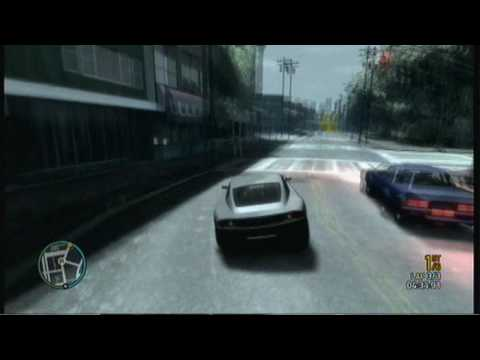GTA IV - 100% Completed - Key To The City achievement HD