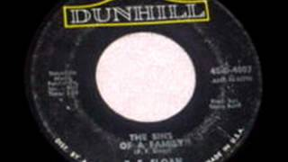 P.F. Sloan - The Sins Of A Family, Mono 1965 Dunhill 45 record.