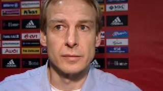 Die Interviews nach dem Hannover Spiel