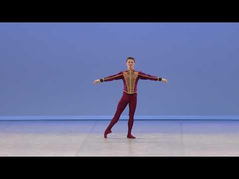 Ervin Zagidullin, 409 - Finalist - Prix de Lausanne 2018, classical