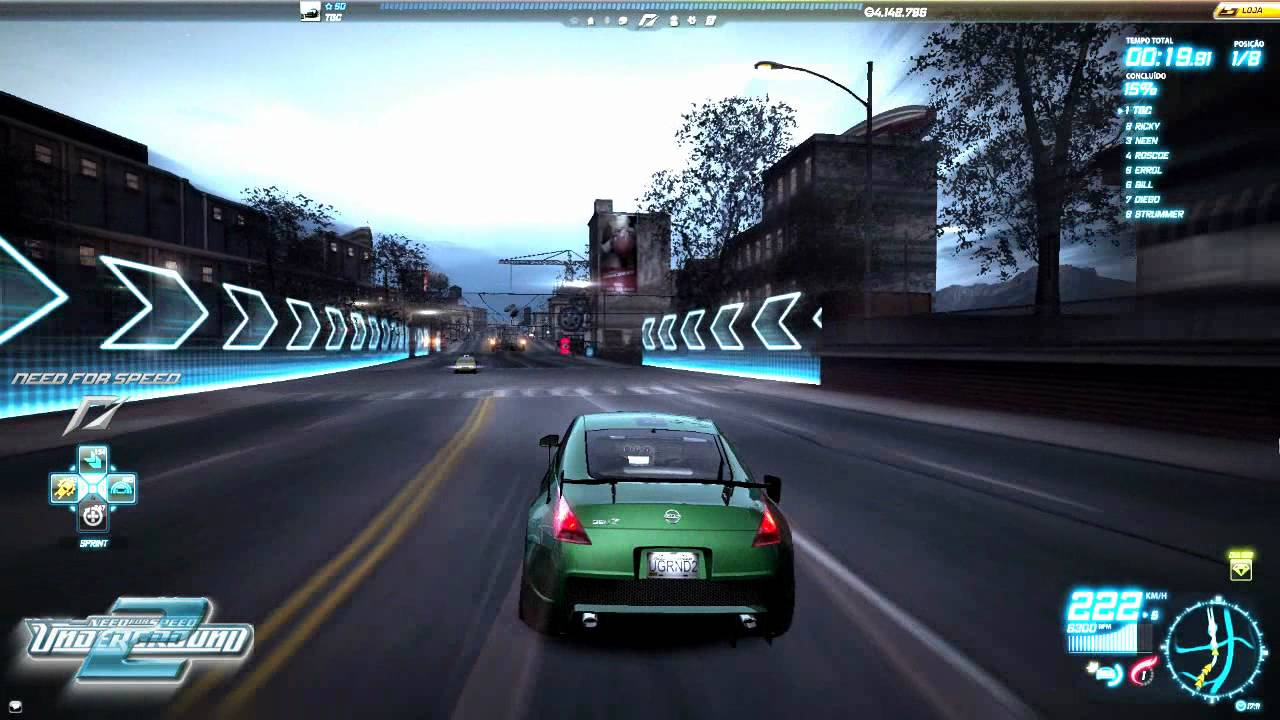Need for Speed World - Nissan 350Z [Z33] É bom ou não ...