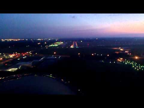 sunrise landing at Decatur, IL