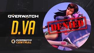Overwatch | D.Va - How To Counter | DENIED