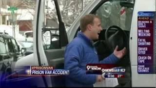 After deadly crash that killed guard and inmate, DOC still debating seat belt use