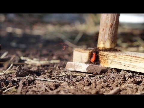 Hand Drill Friction Fire: How-to guide for the UK.