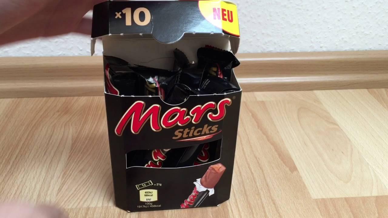 Mars Sticks