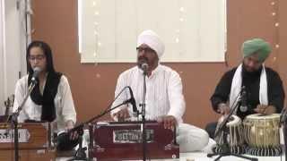 Bhai Yadvinder Singh Tun Mere Raakha Sabhni Thaee
