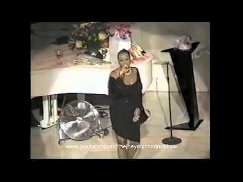 """Patti LaBelle Sings Yolanda Adam's """"Open Up My Heart"""" (John Stanley on Keys)"""
