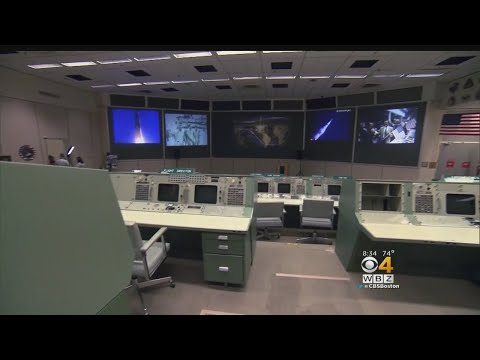 Battle On To Save NASA's Historic Mission Control Center In Houston