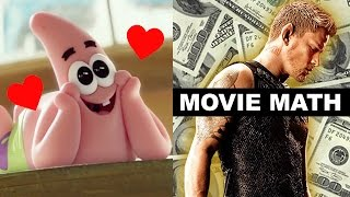 Box Office for The SpongeBob Movie Sponge Out of Water, Jupiter Ascending, Fifty Shades of Grey