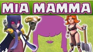 MIA MAMMA SU CLASH OF CLANS! [Speciale 50k]