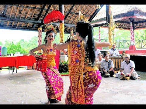 BARONG DANCE in Bali, Indonesia