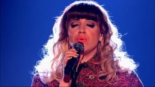 The Voice UK 2013 | Leah performs 'I Will Always Love You' - The Live Final - BBC One