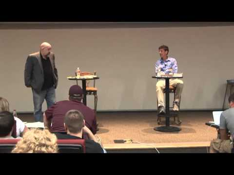 Does God Exist    Debate   Matt Dillahunty vs  Cliffe Knecht