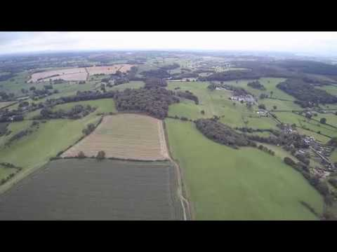 Drone footage filmed around Maer & Chorlton in Newcastle under lyme.