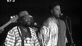 OSIBISA - Woyaya (live in Greece 1995)
