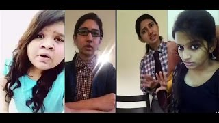 Tamil girls _ Praginsta_ Santhanam interview comedy _ Dubsmash Videos