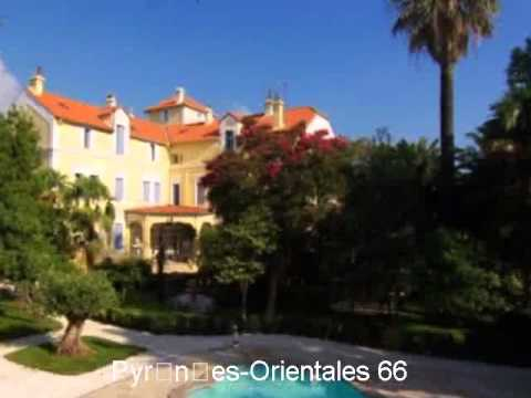 Property For Sale in the France: near to Perpignan Languedoc