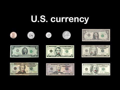 Learning Money for Kids/Coin Song  for Children/ Money Song