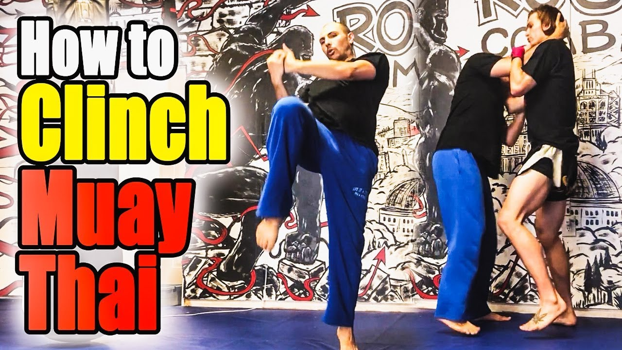 Learn Muay Thai with Mike | Episode 04 - Muay Thai Clinch