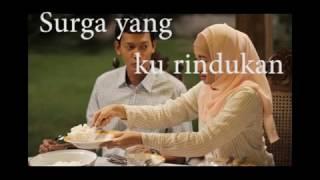 Krisdayanti - OST Surga Yang Tak Dirindukan - Video Lirik