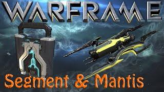 Warframe - Landing Craft Segment & Mantis Drop Ship
