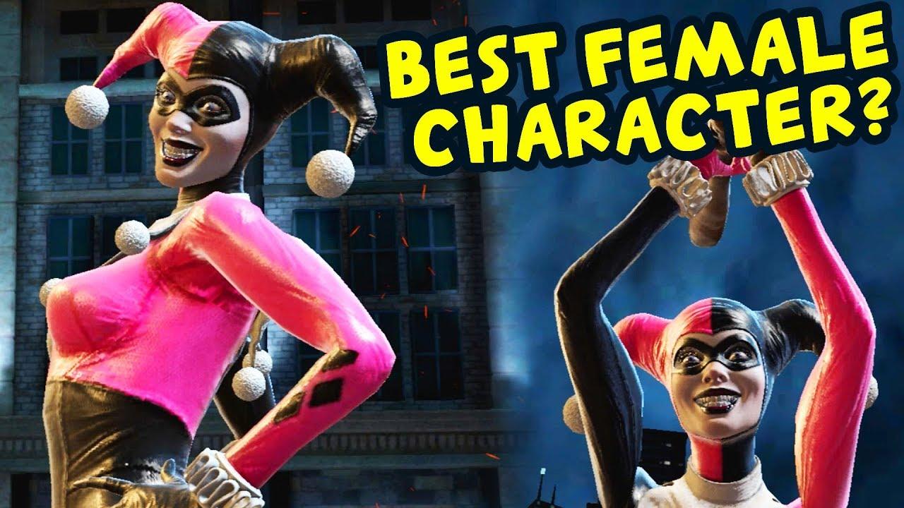 Injustice 2 Mobile 5 Stars Heartbreaker Harley Quinn Gameplay Review She S So Good Youtube