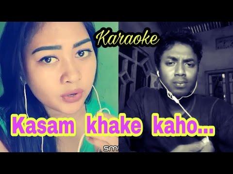 Kasam khake kaho | Dil hai tumhara | My cover 11