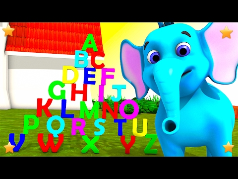 ABC Factory | 3D Kindergarten Kids Songs | Baby Nursery Rhymes Collection by Little Treehouse