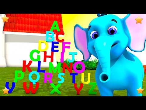 ABC Factory | Kindergarten Nursery Rhymes & Songs for Kids