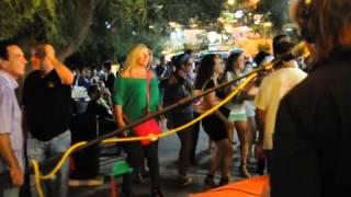 Riccardo Cioni a Castro 19 luglio 2012