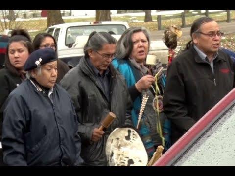 Community Says Goodbye To Native Activist Dennis Banks