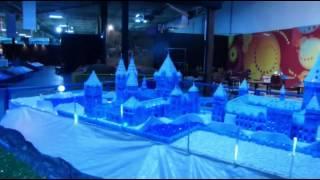 École de magie et sorcellerie de Poudlard en Mega Bloks