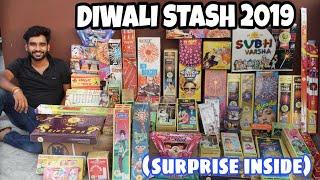 Biggest Diwali Stash 2019