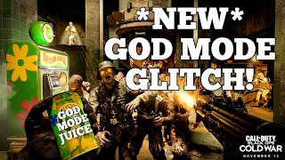 *NEW* GOD MODE GLITCH On COLD WAR ZOMBIES! ( Firebase Z GOD …