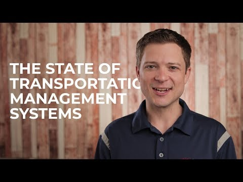 The State Of Transportation Management Systems