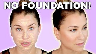 NO FOUNDATION BASE ROUTINE FOR SUMMER!- In Depth | Beauty Banter