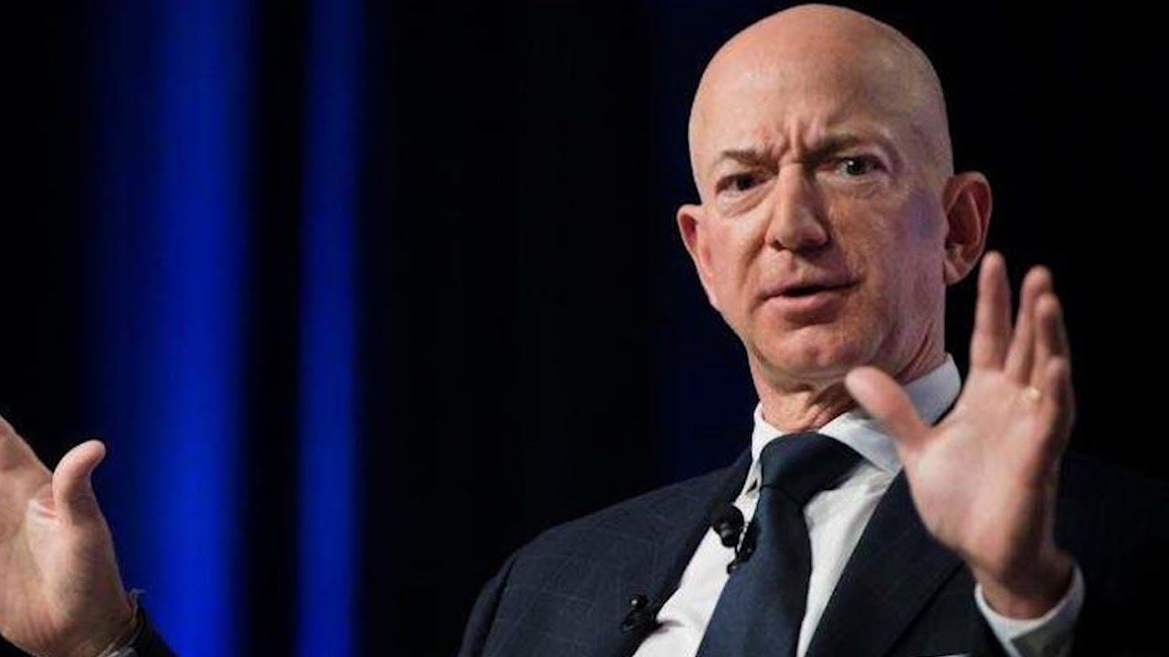 Sex, plots and blackmail: The 'politics' behind Amazon owner Jeff Bezos's claims
