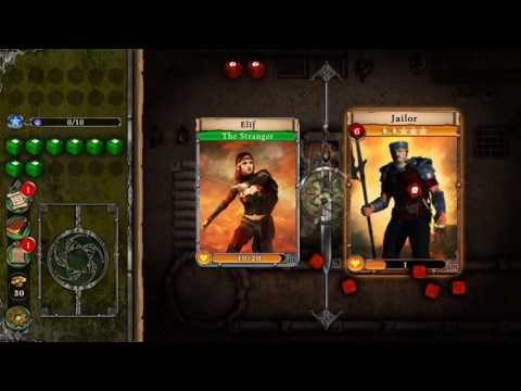 Fighting Fantasy Legends - iOS Board Games First Look