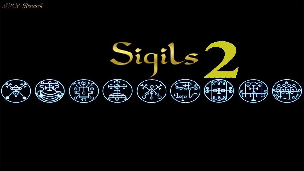 APM Research: Decoding Enochian Sigils Part #2