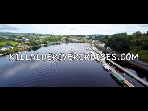 Killaloe River Cruises Promo 2014