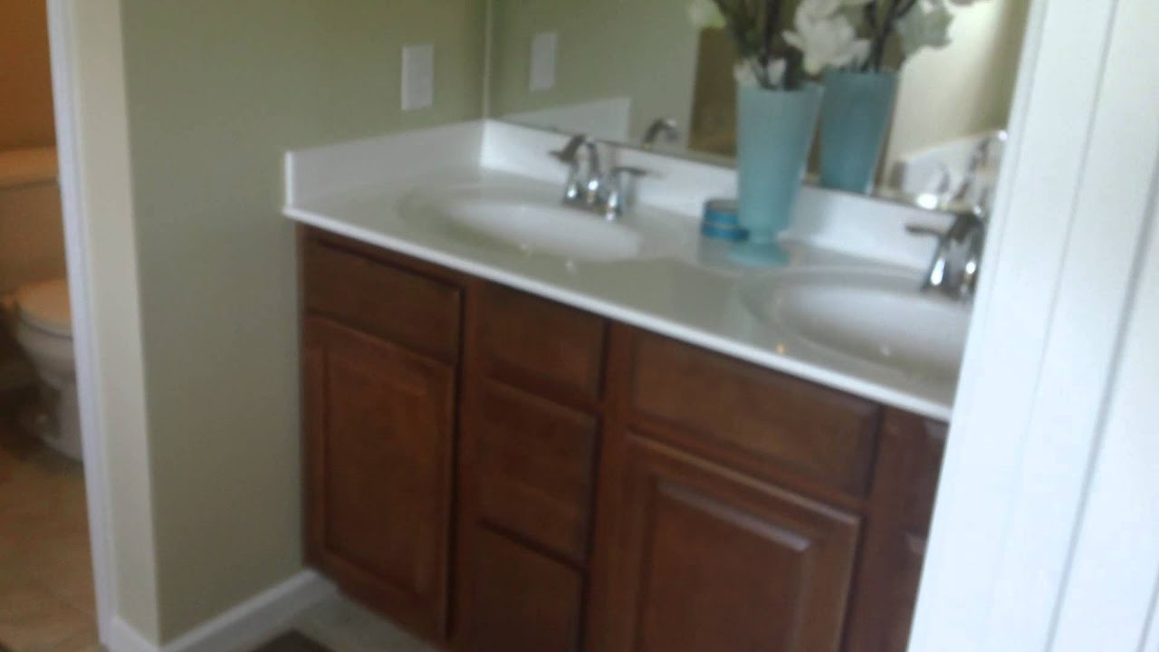 Ryan Homes Palermo Master Bedroom And Bath Youtube