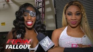 Funk is Back - Raw Fallout - March 17, 2014