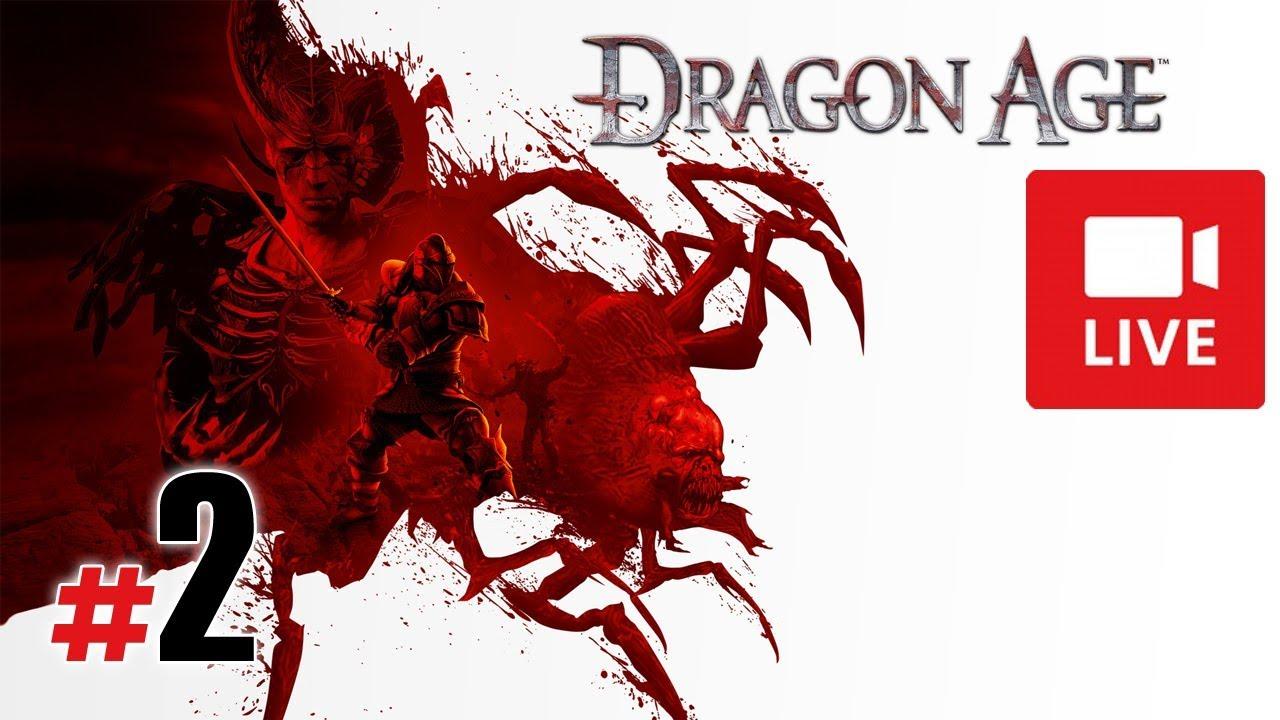 """[Archiwum] Live – Dragon Age: Początek (1) – [2/3] – """"Tajemnicze lustro"""""""